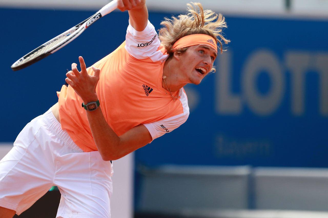 Tschechien: Tennisspielern Barthel gewinnt Turnier in Prag