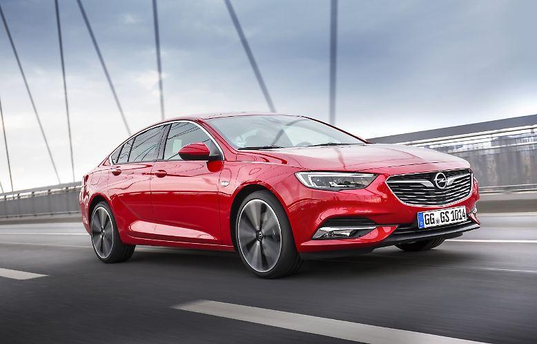Am 24. Juni bringt Opel den neuen Insignia zu den Händlern.