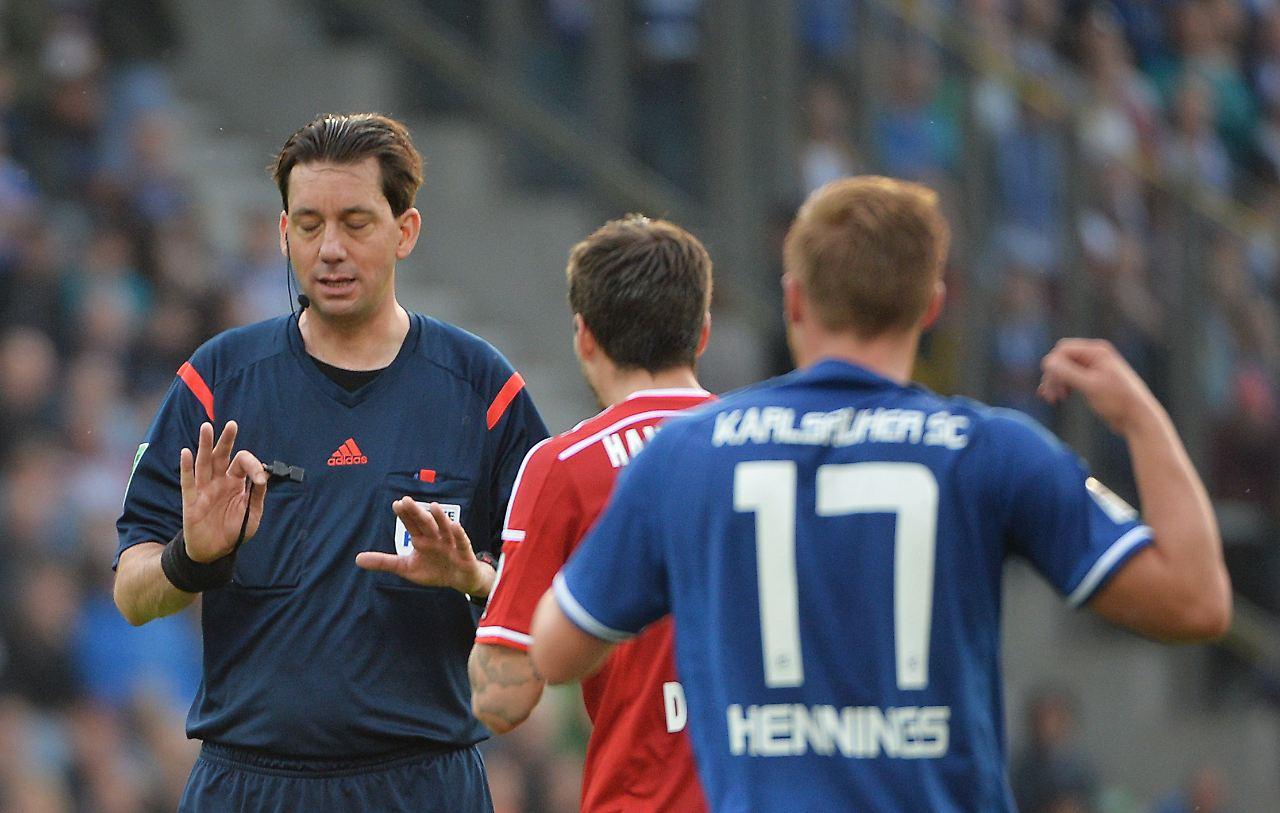 Schiedsrichteransetzung in der Kritik