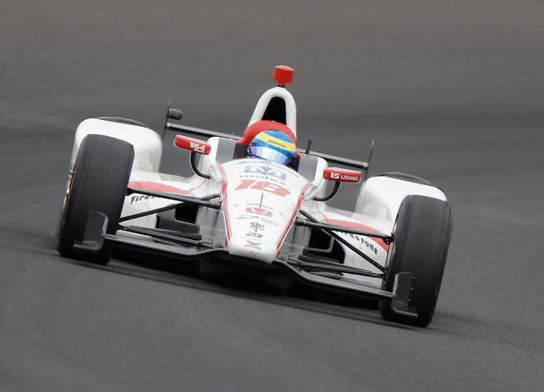 Das Qualifying zum legendären Indy 500 ist am 20. Mai 2017 von einem schweren Unfall überschattet worden.