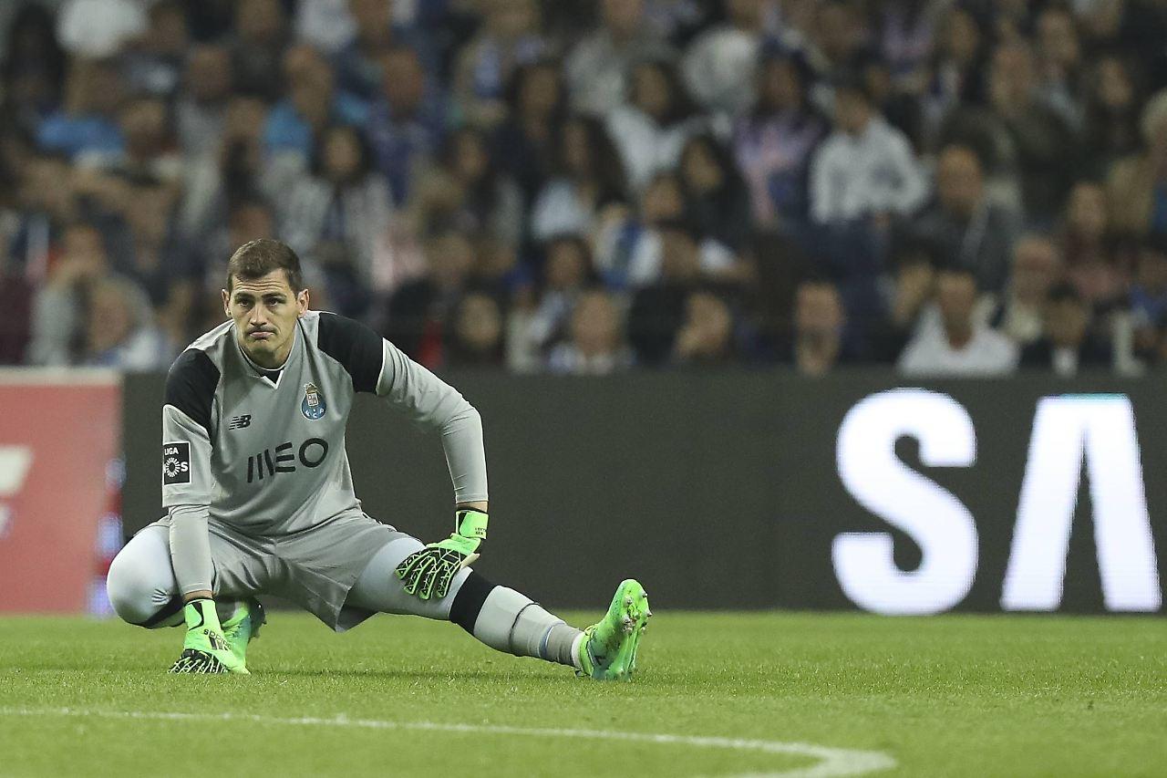 Der Sport-Tag: Medien: Torhüter Casillas bei Klopp im Gespräch