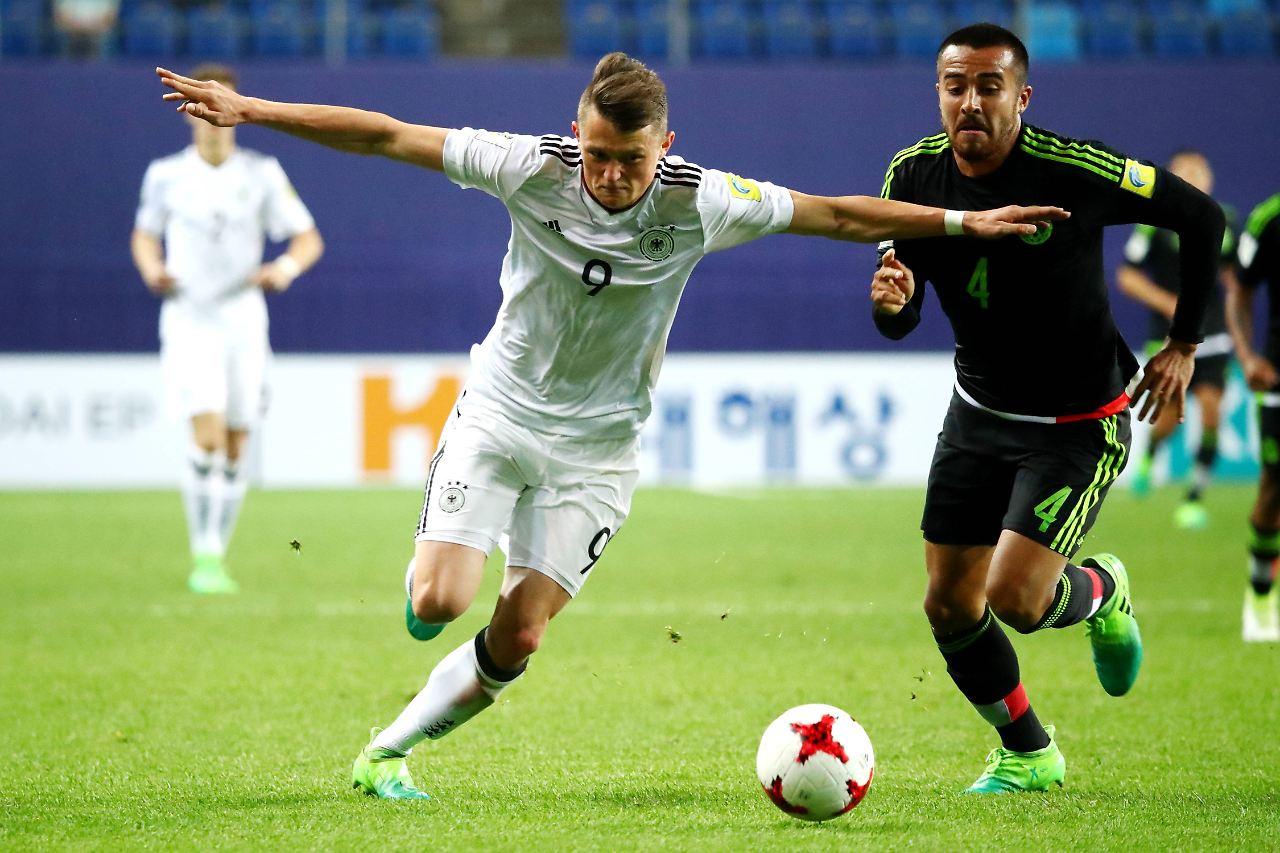 Deutsche U20 als Gruppendritter im WM-Achtelfinale
