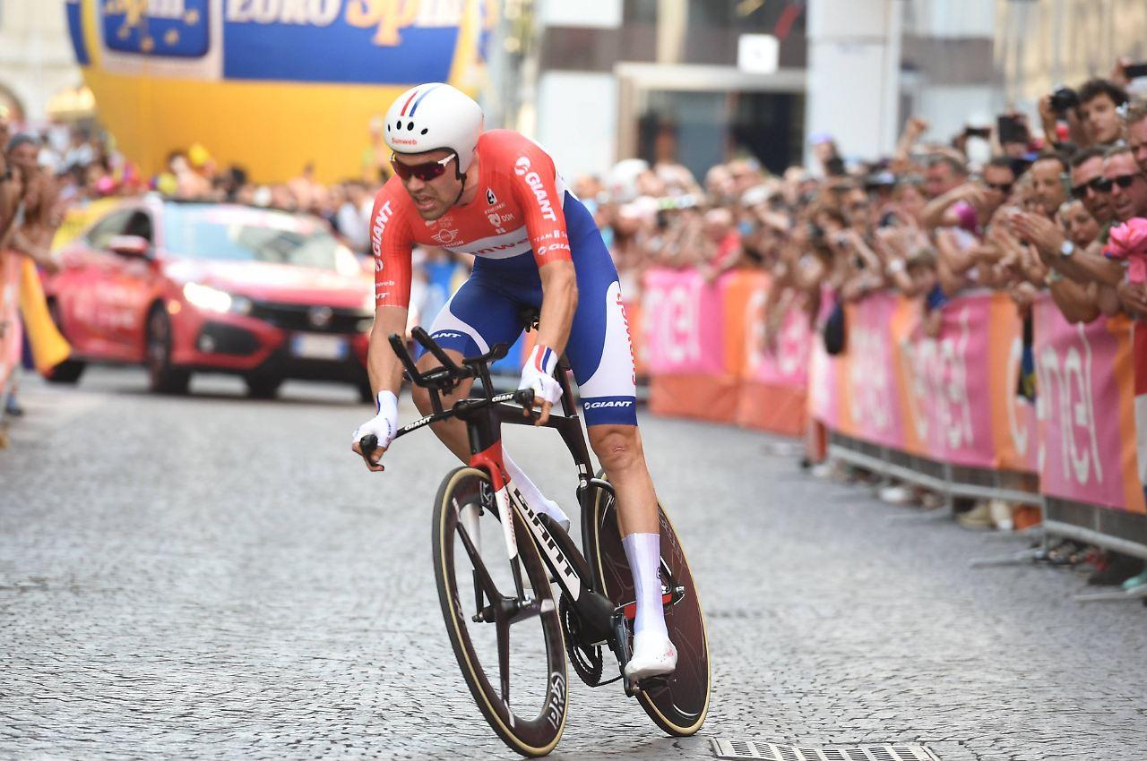 Dumoulin sichert sich Gesamtsieg am Giro