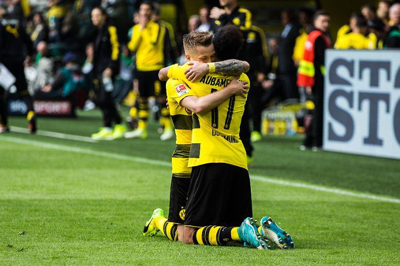 Borussia Dortmund hat eine in allen Belangen außergewöhnliche Saison 2016/17 hinter sich.