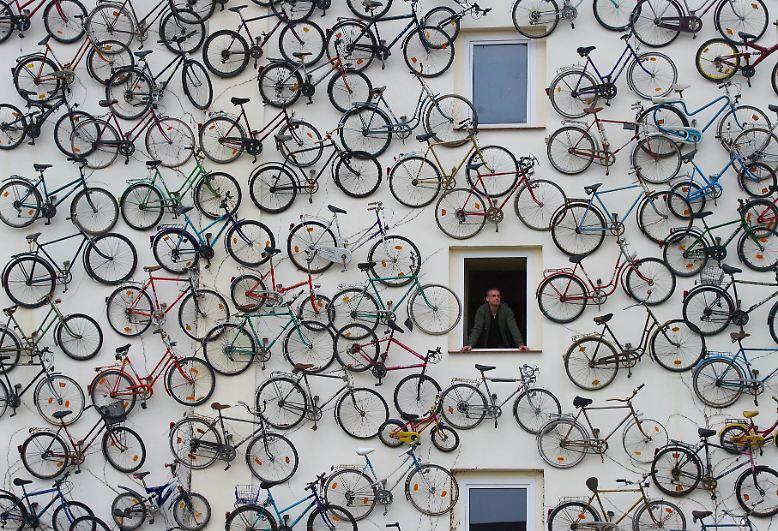 Fahrräder boomen hierzulande: Acht von ...