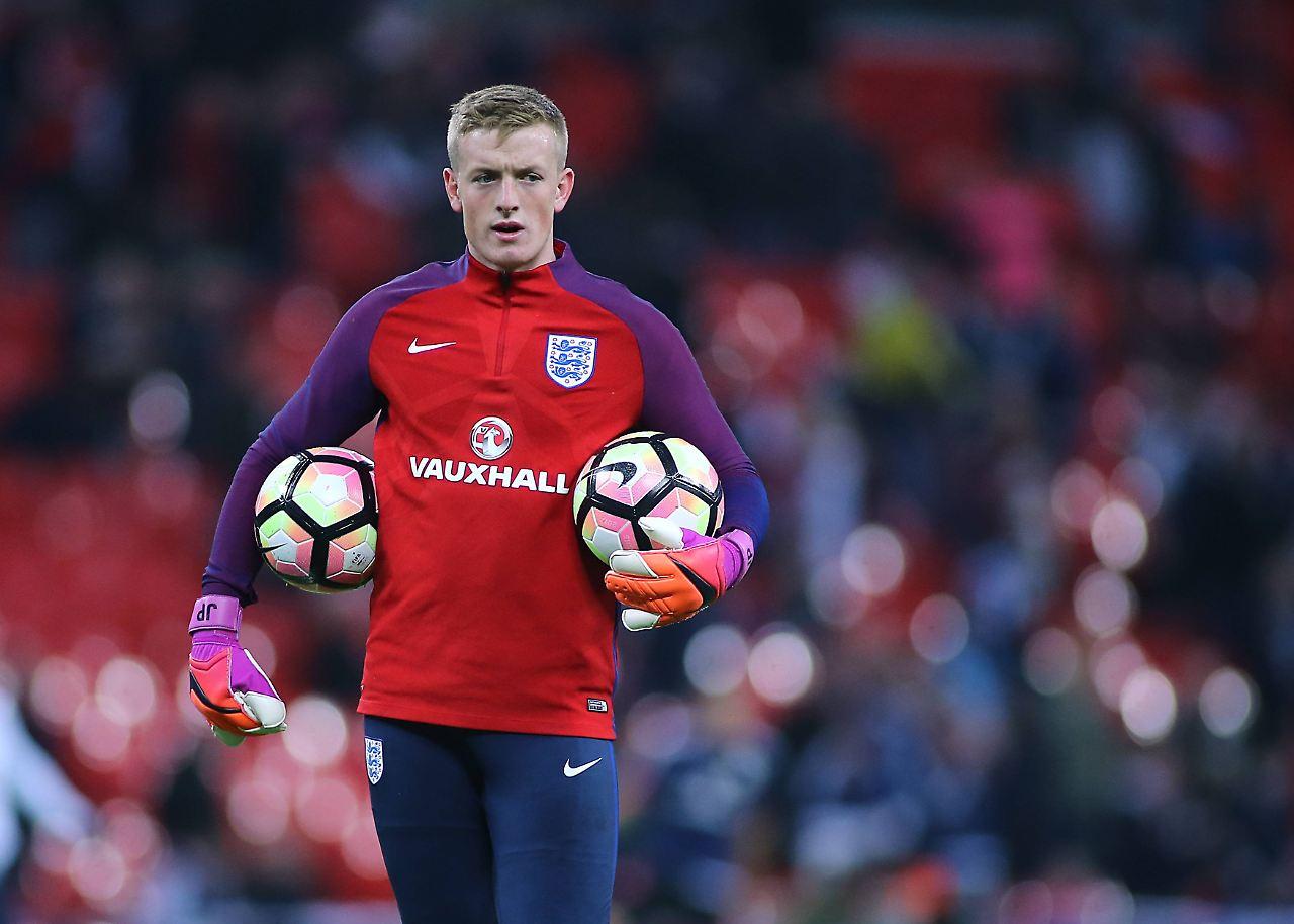 Transfer zu Everton perfekt: Pickford teuerster britischer Torhüter