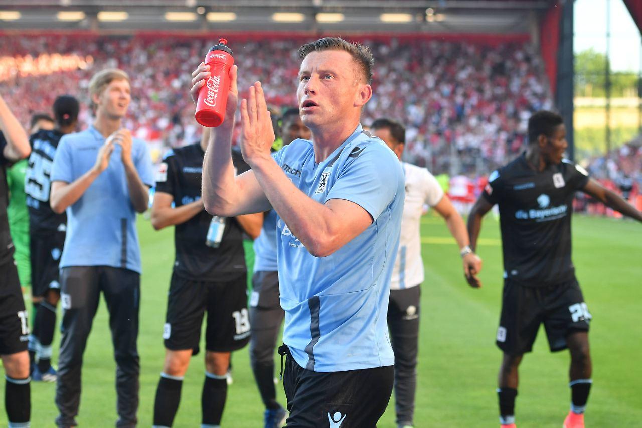 Nach Abstieg mit 1860-München: Ivica Olic beendet seine Karriere