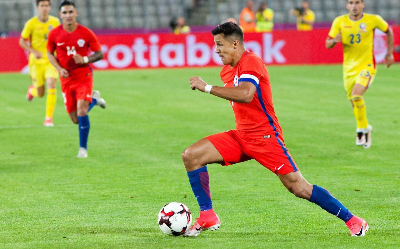 Sanchez und Vidal: Chiles Team begeistert auch Löw