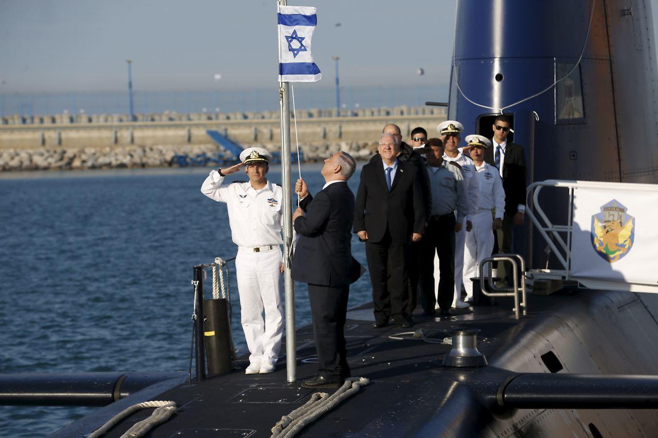 Verdächtige in Israels U-Boot-Affäre verhaftet