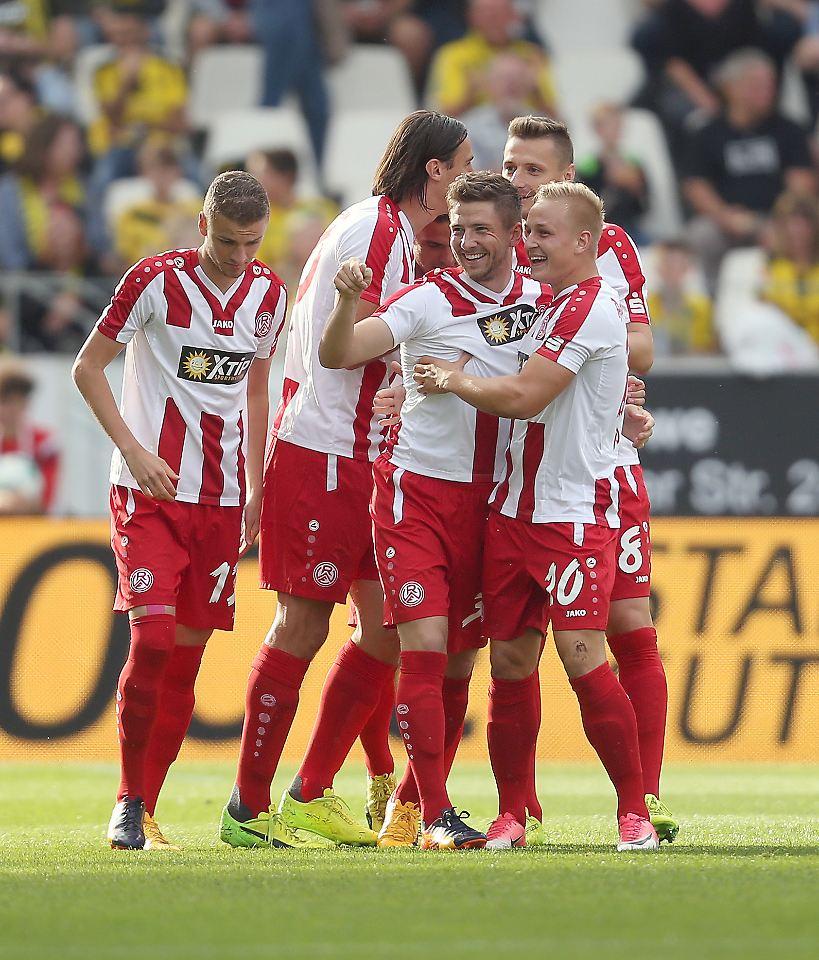 BVB verliert erstes Spiel unter Bosz