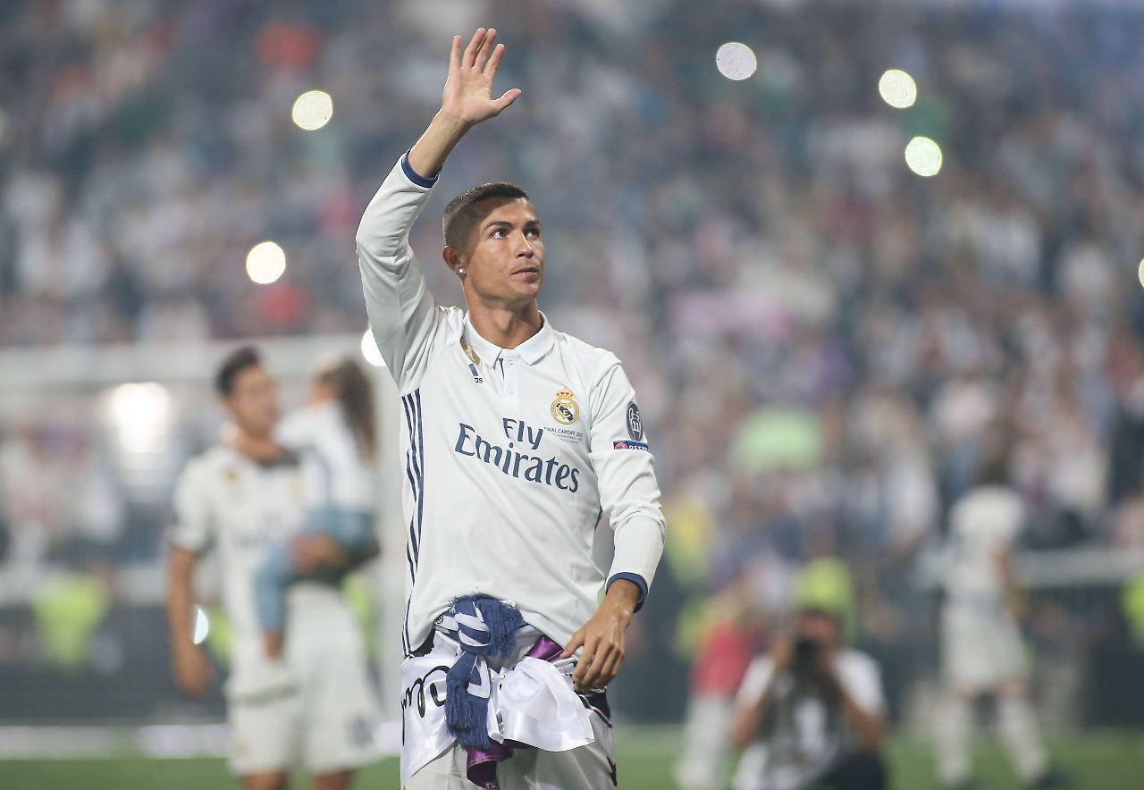 Transfer? Ronaldo spricht über seinen Zukunftsplan