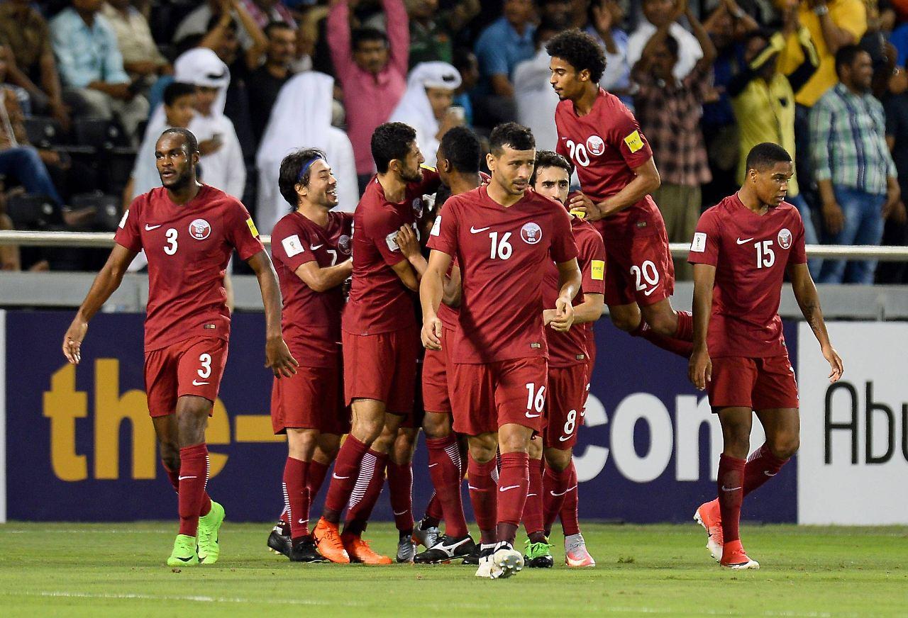 Katar darf an WM-Quali 2022 teilnehmen