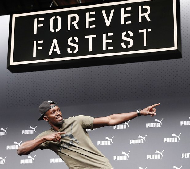 ... forever the fastest.