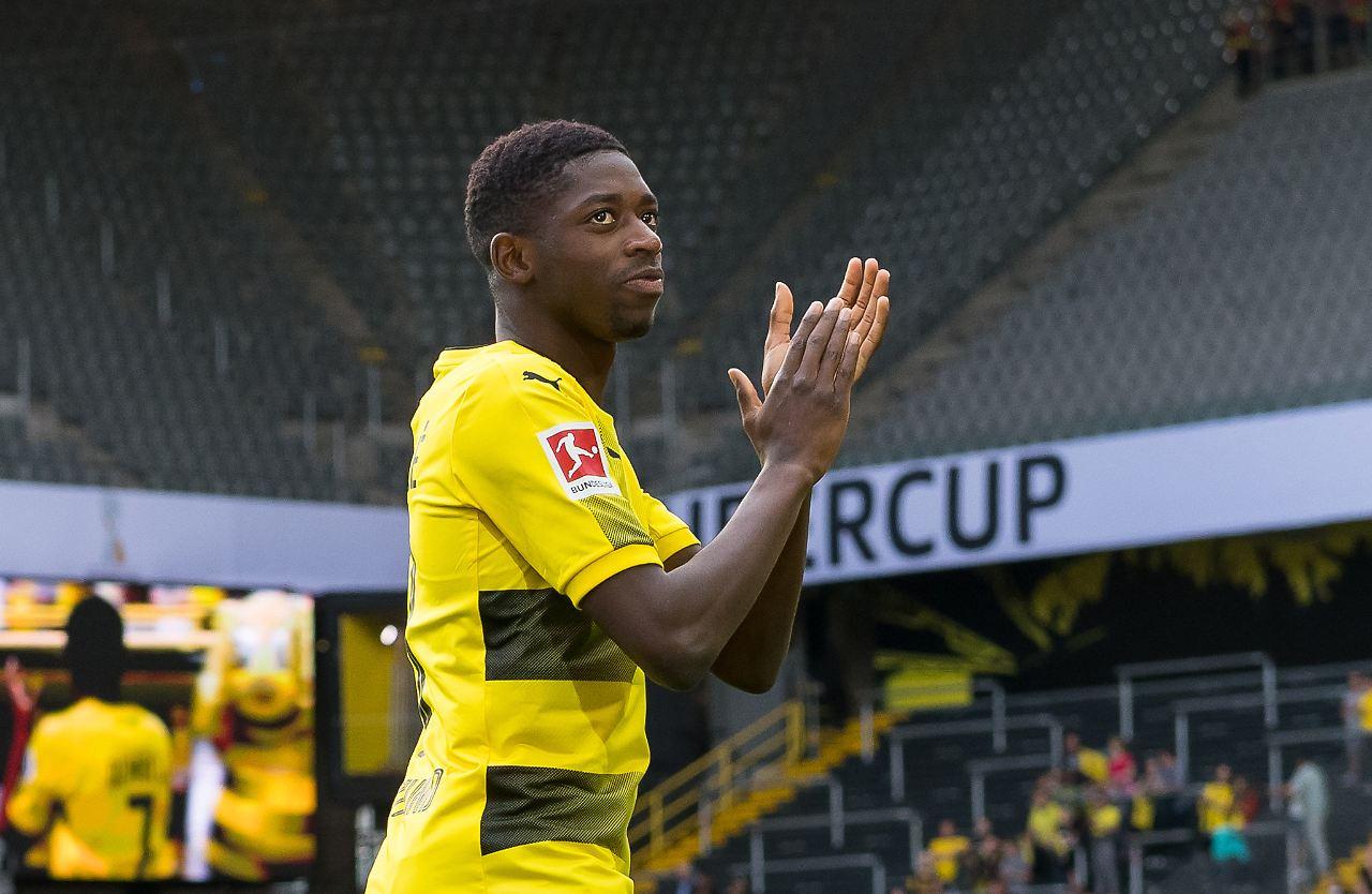 Ousmane Dembélé bleibt bei Borussia Dortmund suspendiert