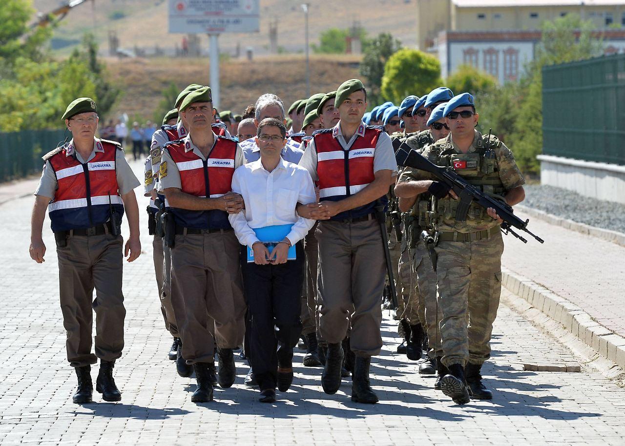 Türkei beantragt Auslieferung von Adil Öksüz Deutschland