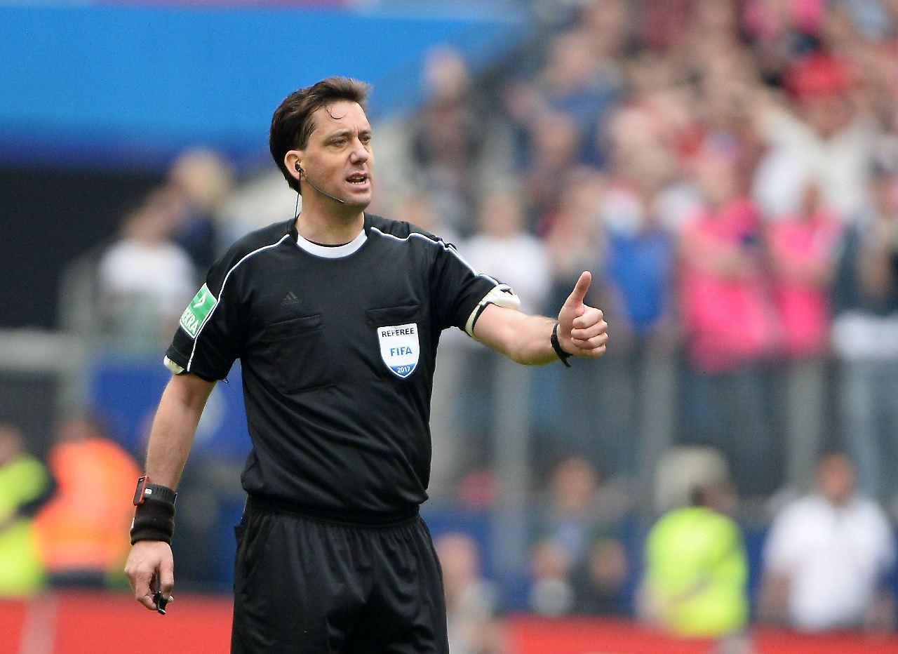 Schiedsrichter übt scharfe Kritik an Krug und Fandel