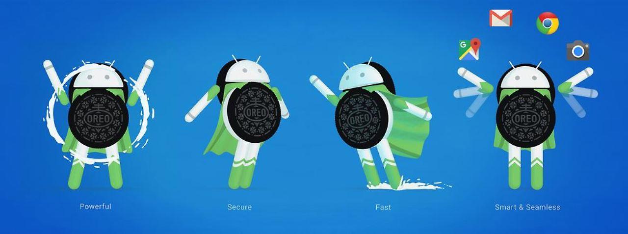 wer darf wann oreo naschen diese smartphones bekommen android 8 0 n. Black Bedroom Furniture Sets. Home Design Ideas