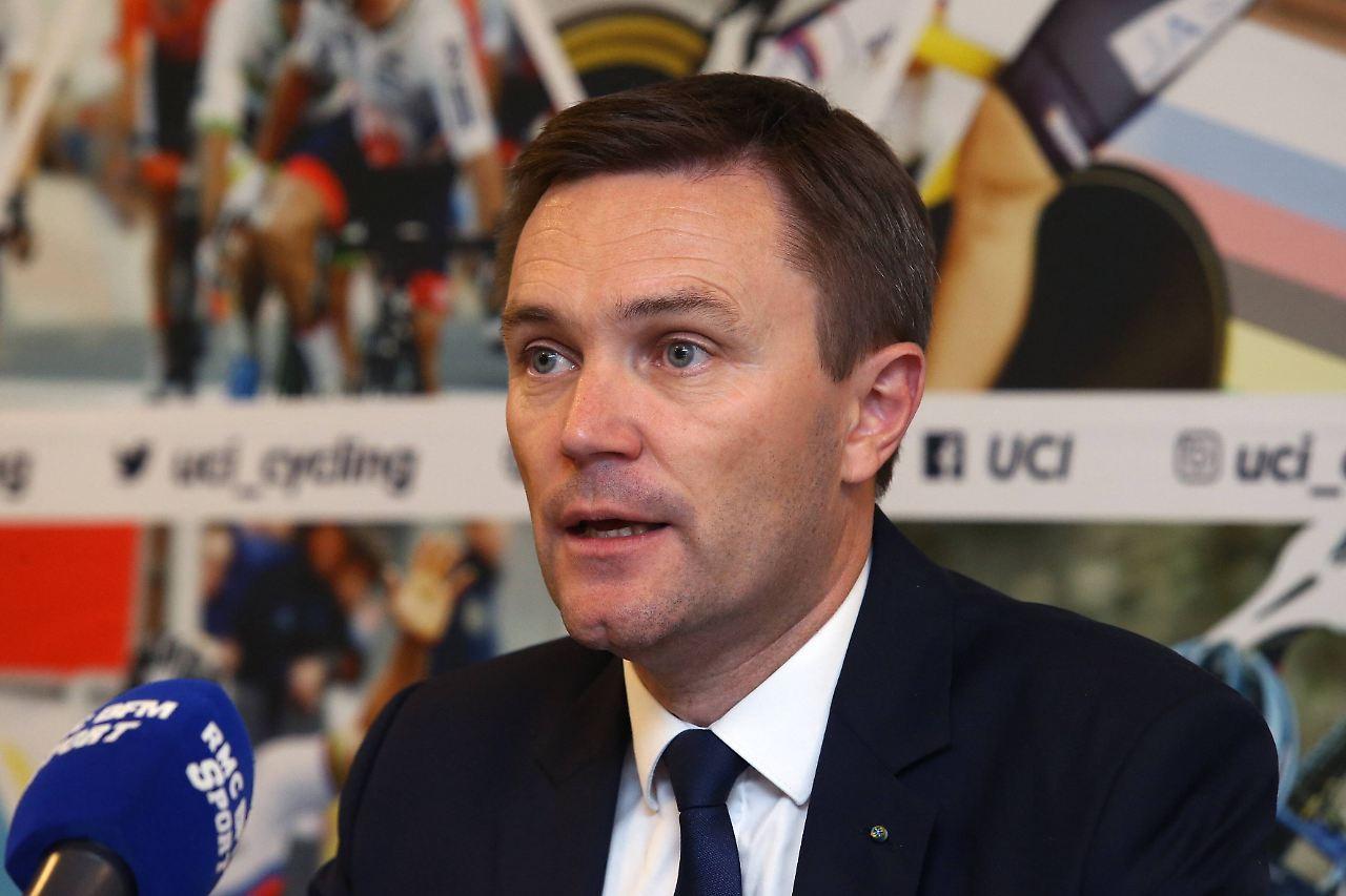 Franzose Lappartient zum Präsidenten gewählt