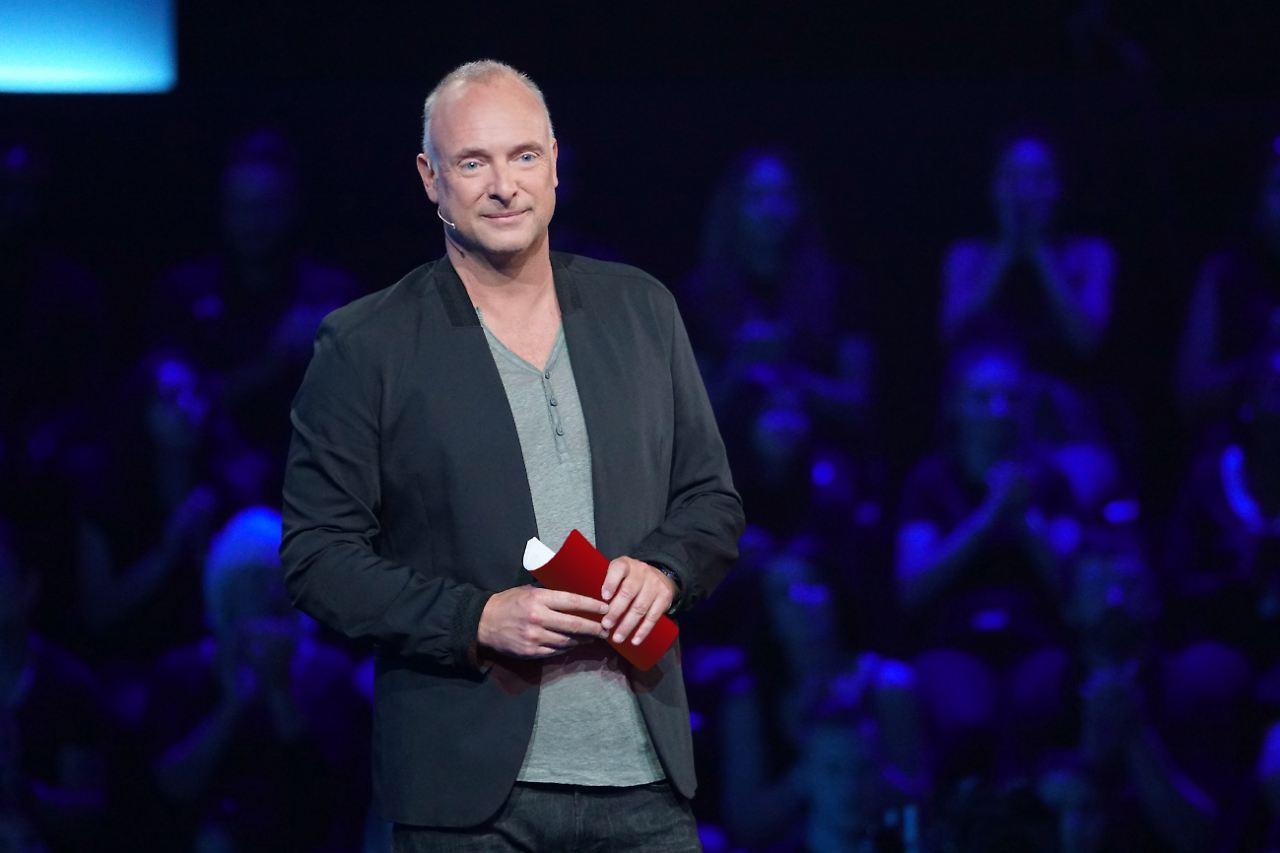 Frank Buschmann ersetzt Oliver Pocher