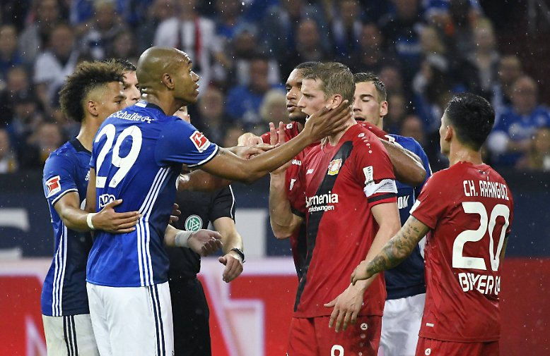 Schalke 04 - Bayer Leverkusen (1:1)