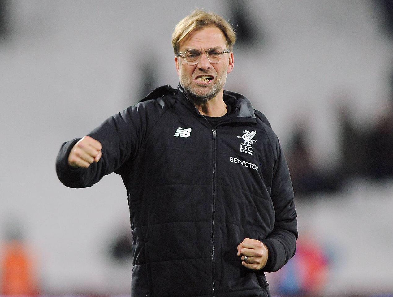 Jürgen Klopp hat offenbar nach wie vor das Meisterschaftsziel mit dem FC Liverpool fest vor Augen