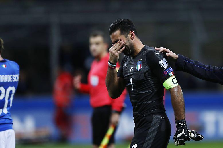 Kein Gigi Buffon, ...