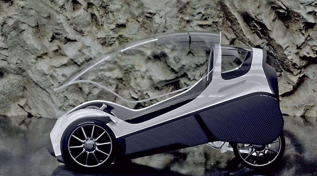 jetzt kommt das kabinen pedelec podbike fast wie ein e. Black Bedroom Furniture Sets. Home Design Ideas