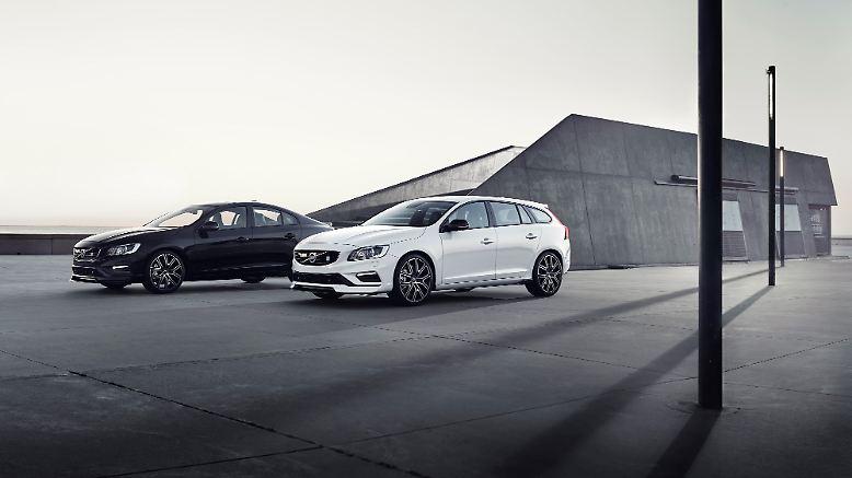 Im Laufe des Jahres feiert dann die nächste Generation der Mittelklasse-Baureihe V60/S60 Premiere, ...