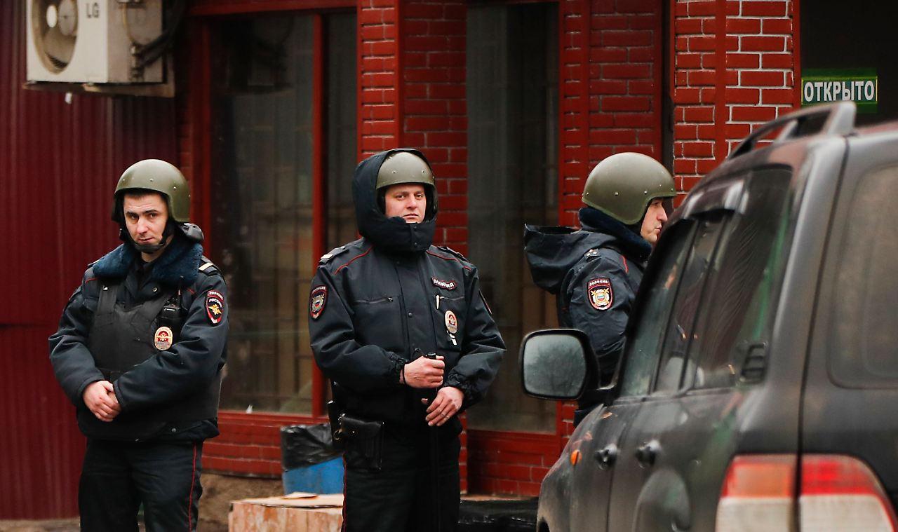 Moskau: Ex-Besitzer einer Süßwarenfabrik schießt um sich