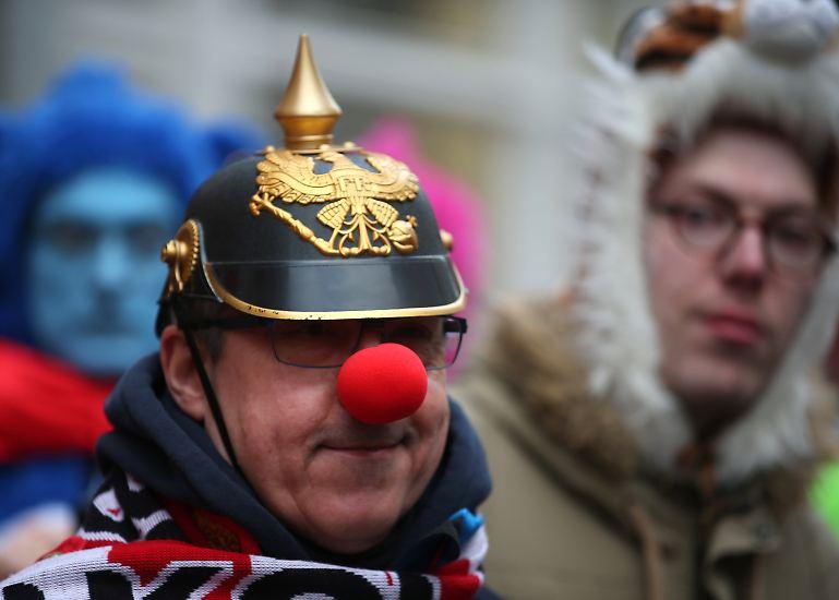 Karneval ist ja nicht jedermanns Sache. Worüber in weiten Teilen des Landes nur müde gelächelt wird, ...
