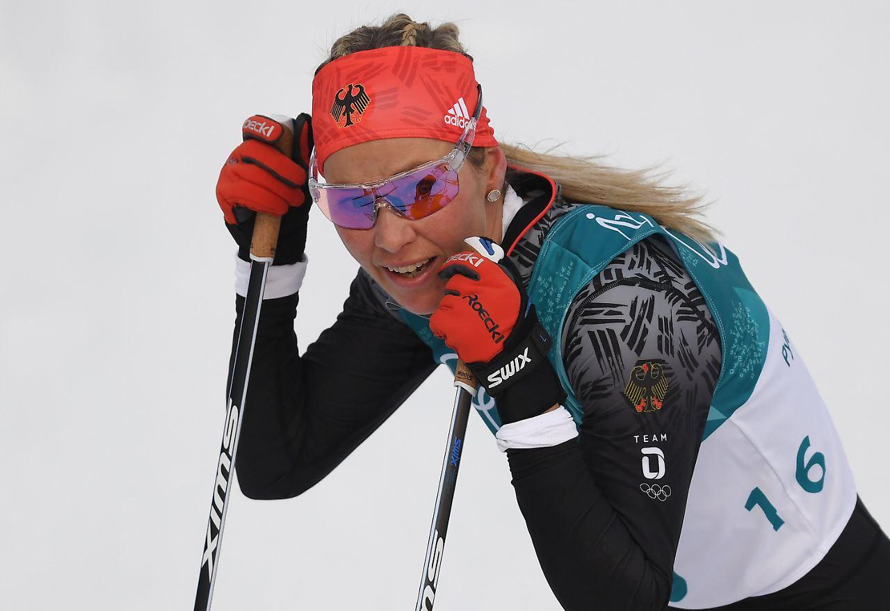 Olympia, Biathlon: Kuzmina holt Gold im Damen-Massenstart