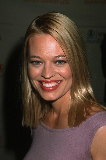 Die Blonde mit dem breiten Lächeln hieß ursprünglich Jeri Lynn Zimmermann, denn ...