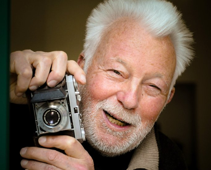 """Doch Robert Lebeck (1929-2014), einer der bedeutendsten Fotojournalisten der Nachkriegszeit, stellte fest: """"Das Jahr der Studentenunruhen fand ohne mich statt."""""""