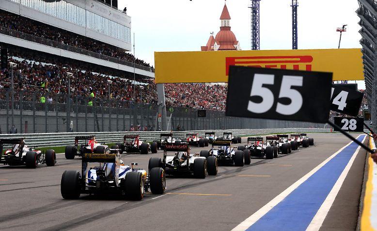 Am 25. März 2018 startet die Formel 1 mit dem Großen Preis von Australien in ihre neue Saison.