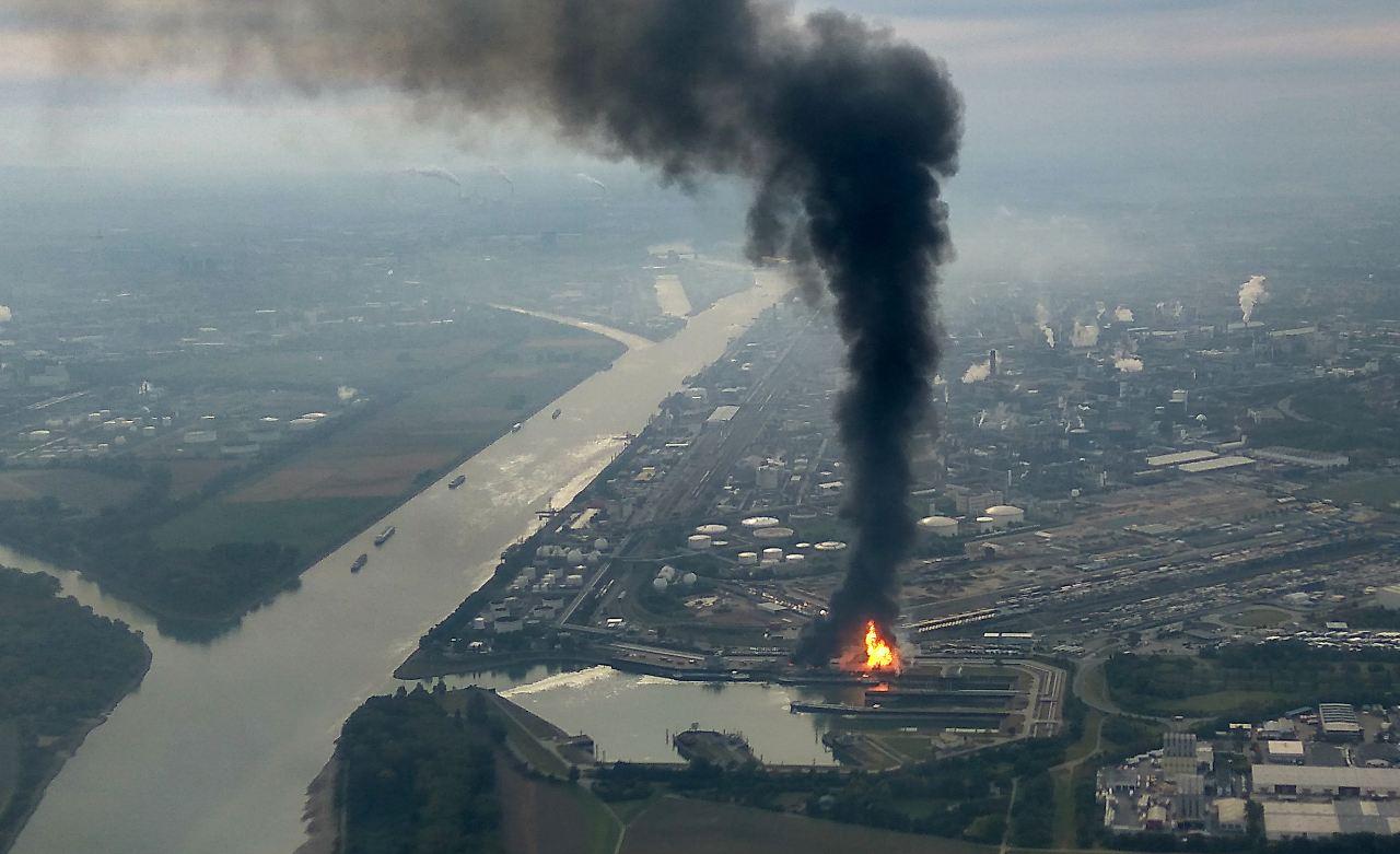 Anklage gegen Mitarbeiter nach BASF-Explosion erhoben