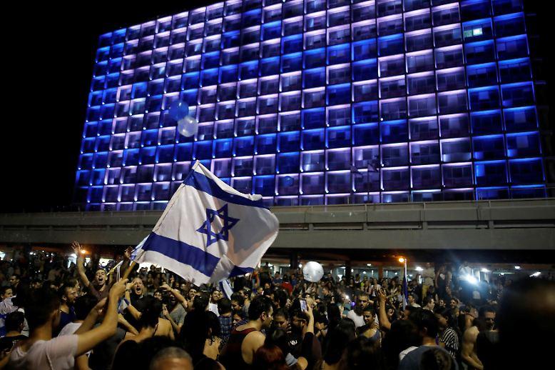 Auf nach Israel!