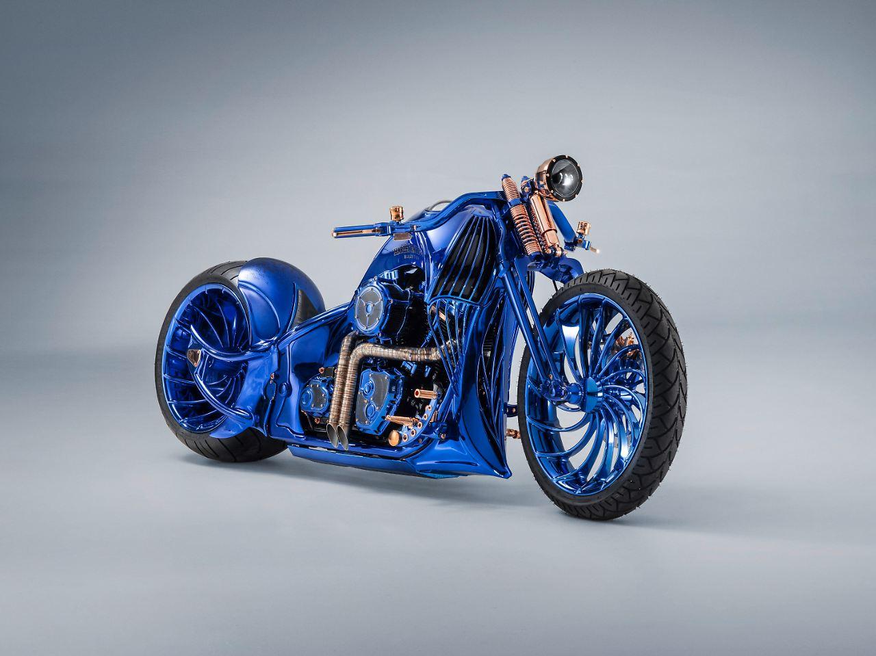 Harley Davidson  Crore Bike