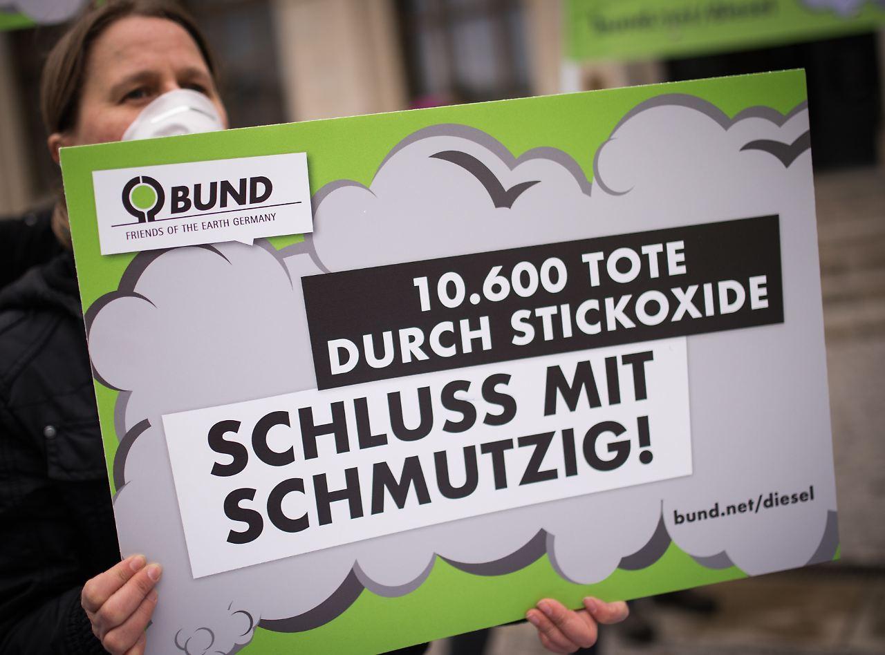Manipulation Bei Daimler Und Bmw Der Abgasbetrug Ist Kein Vw