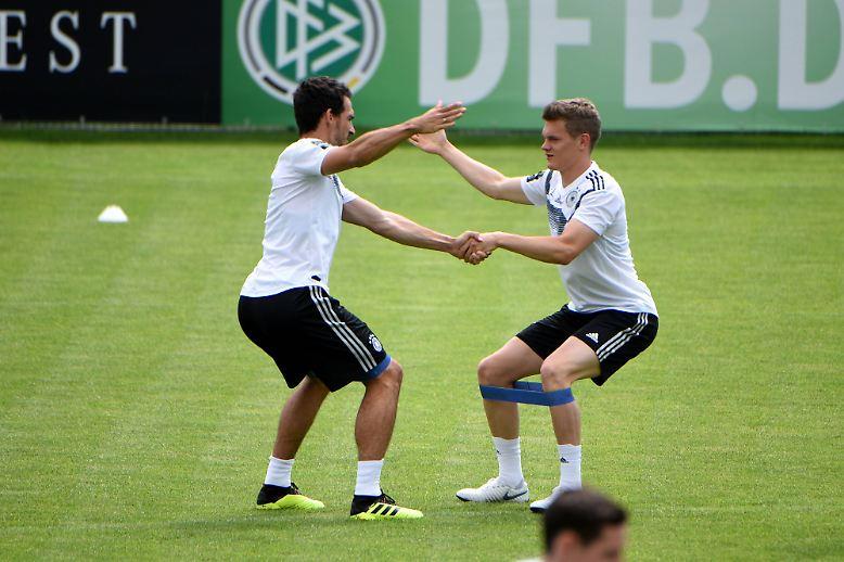 Hurra, der deutsche WM-Kader für die Mission Titelverteidigung steht endlich fest.
