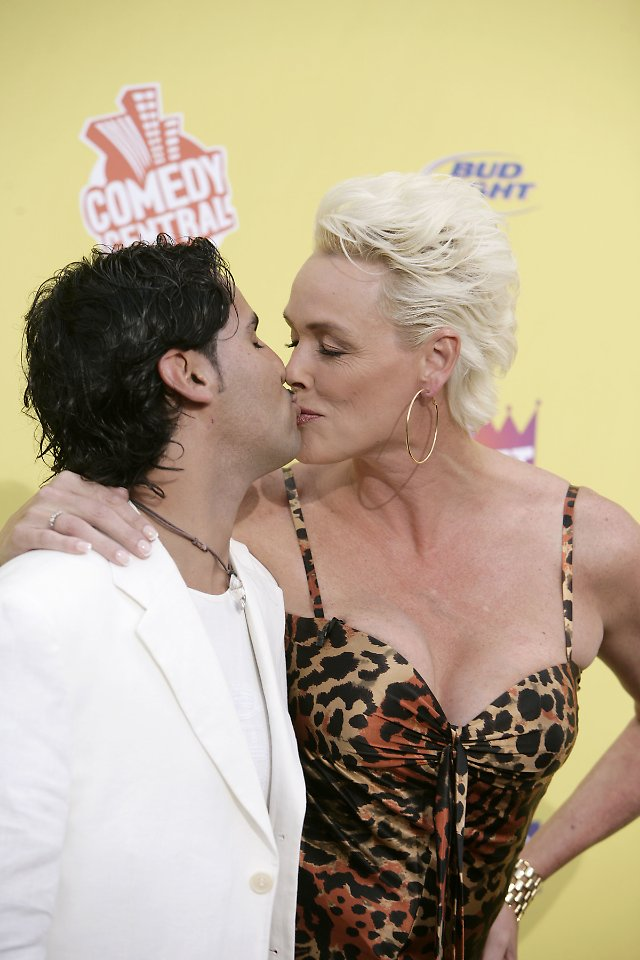 We Are Very Happy Brigitte Nielsen S Baby Is Here