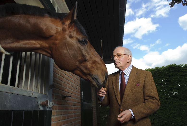 Die deutsche Reitsport-Legende Hans-Günter Winkler ist im Alter von 91 Jahren gestorben.