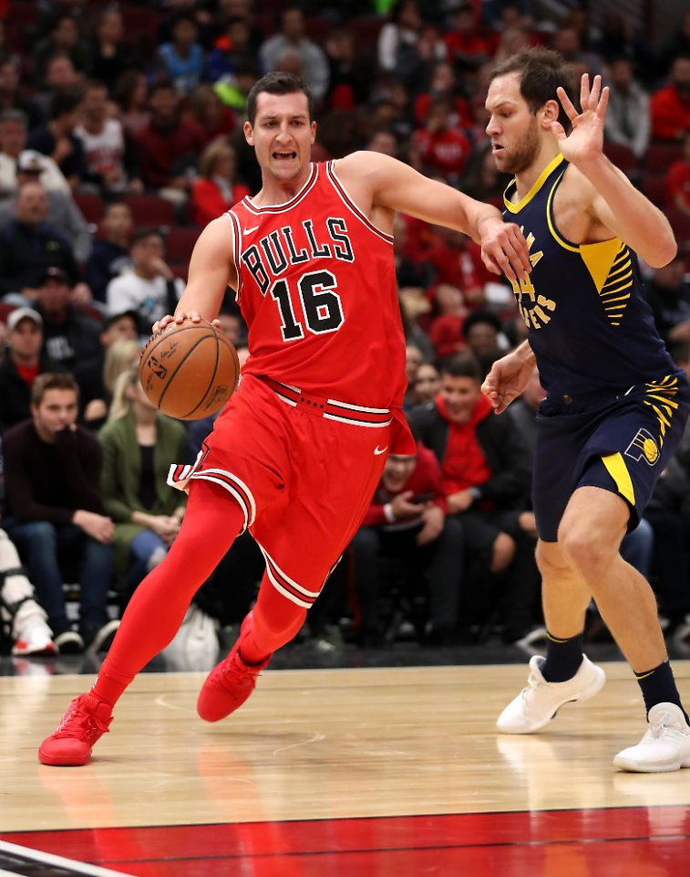 Der Sport-Tag: NBA: Chicago Bulls entlassen Paul Zipser - n-tv.de