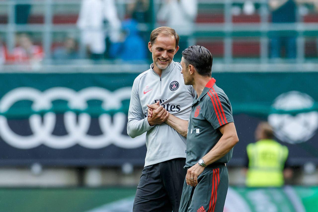 Bayern besiegen PSG 3:1