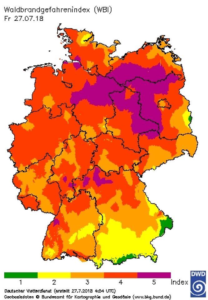 Autobahnsperrungen Deutschland
