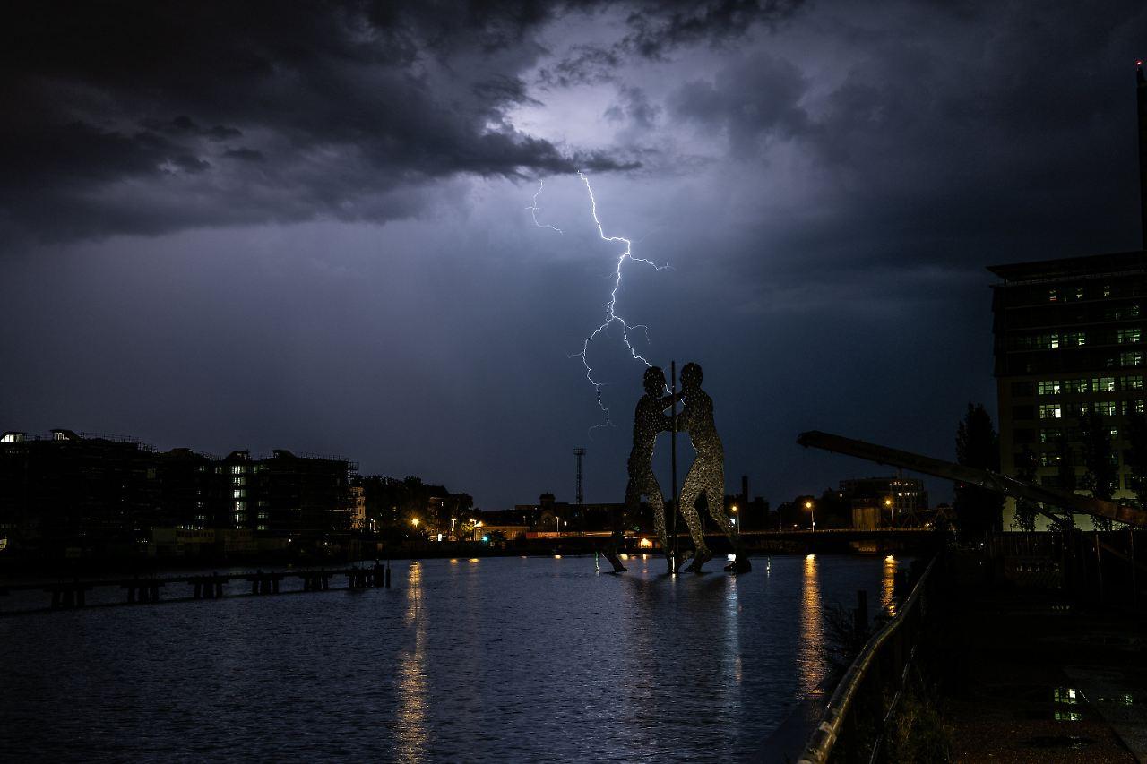 Blitze Aktuell Deutschland