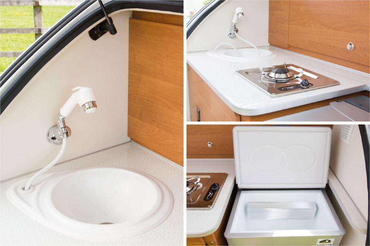 Mini auch für Offroad-Fans: Teardrop-Caravans im Lifestyle-Format ...