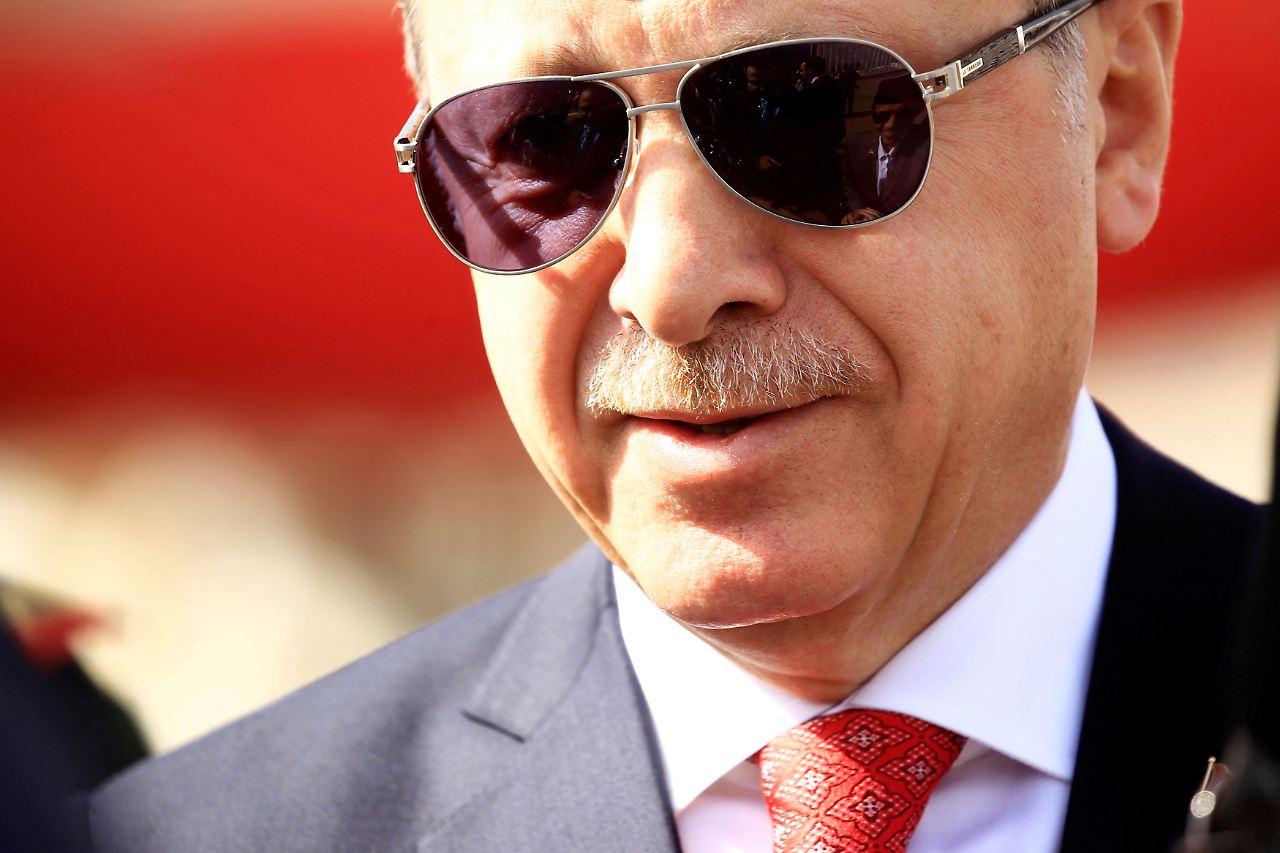 Kein Freund von hohen Zinsen und unabhängigen Institutionen der türkische Präsident Recep Tayyip Erdogan