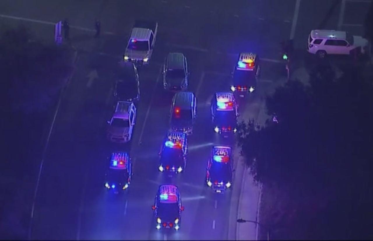 Polizeieinsatz in Restaurant - Mehrere Verletzte bei Schiesserei in Kalifornien