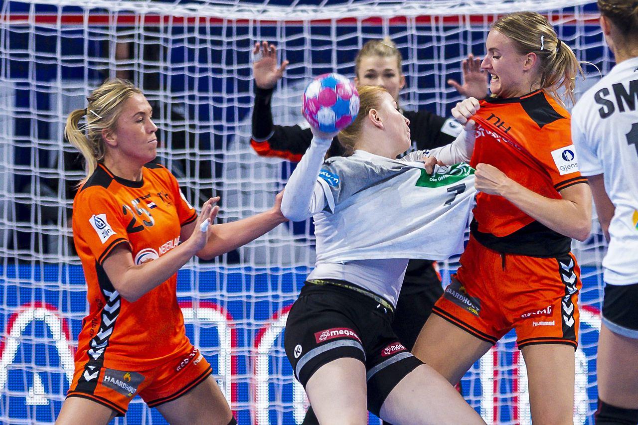 Frauen Handball Em