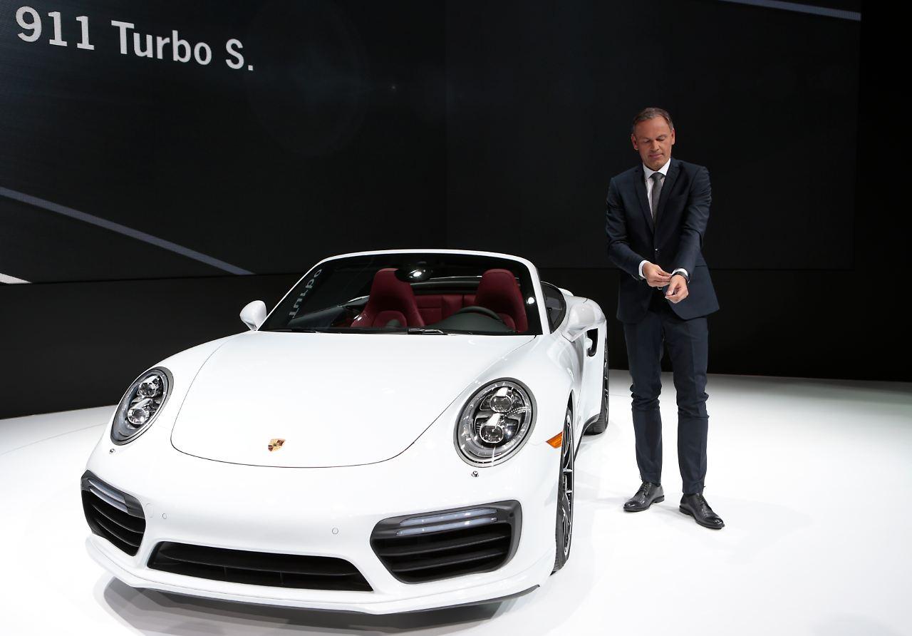 Aktienkurse Porsche